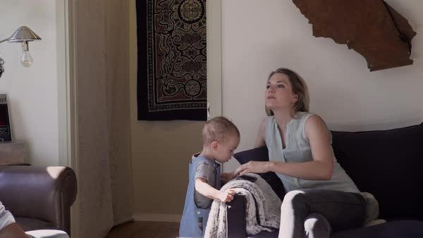 Lesbian mothers video