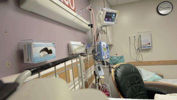 No Oxygen Rooms In Hospitals