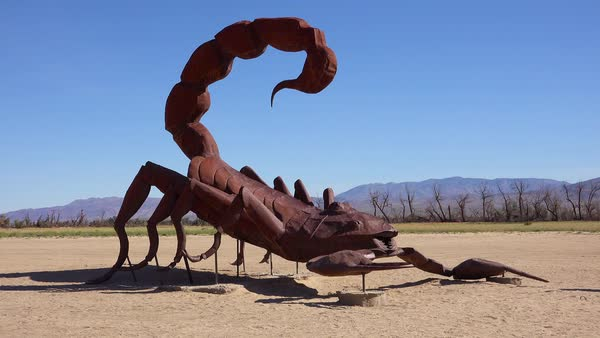 Image result for giant scorpion