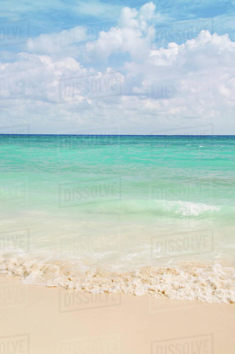Mexico Playa Del Carmen Beach