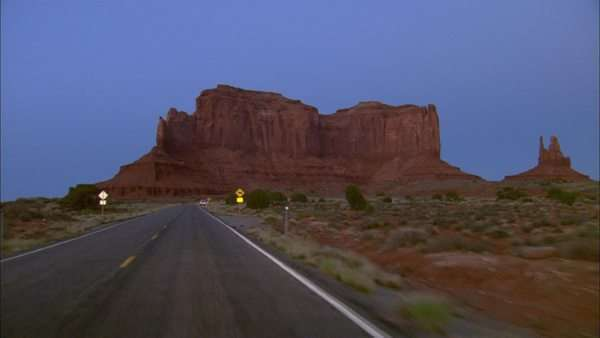 Monument Valley, Utah Rights-managed stock video
