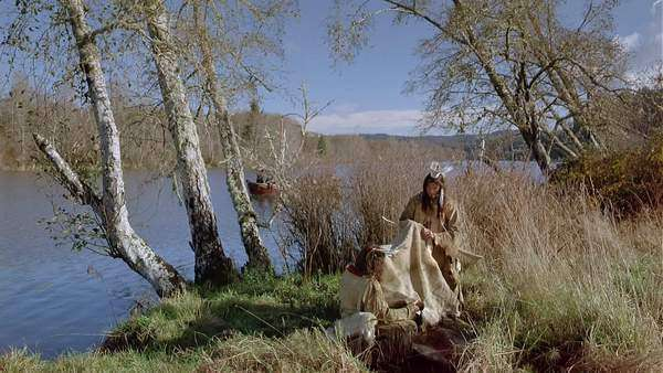 Native Americans Rights-managed stock video