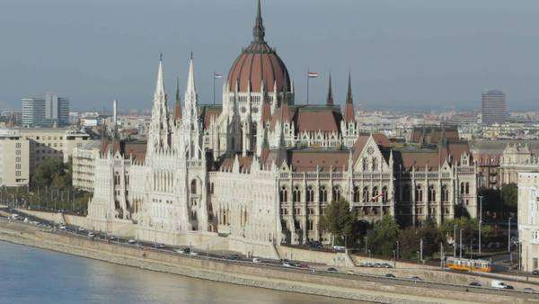 Budapest, Hungary Rights-managed stock video