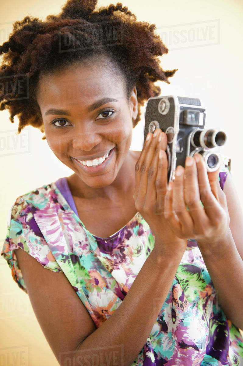 Black girl free cam