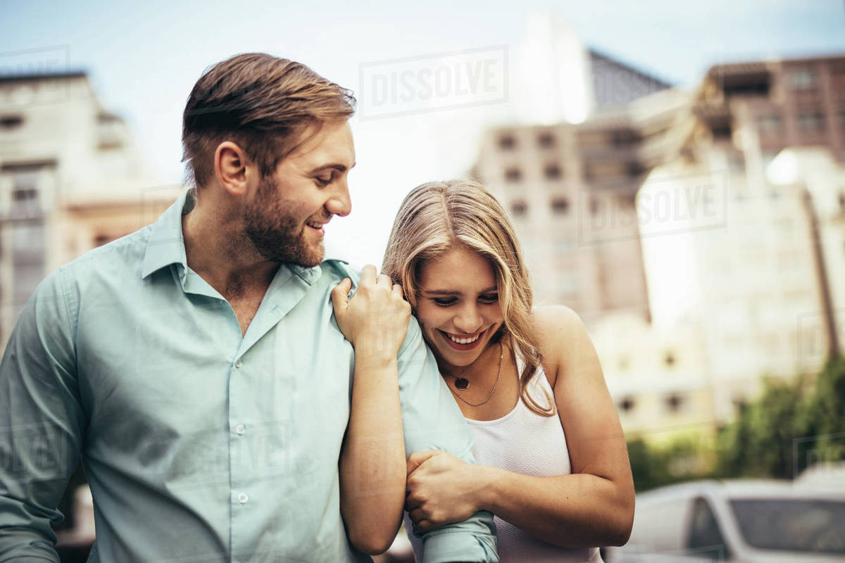 Mit dem partner flirten