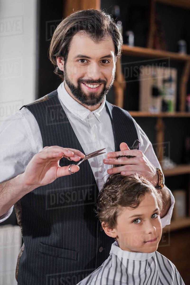 Getting A Haircut 100