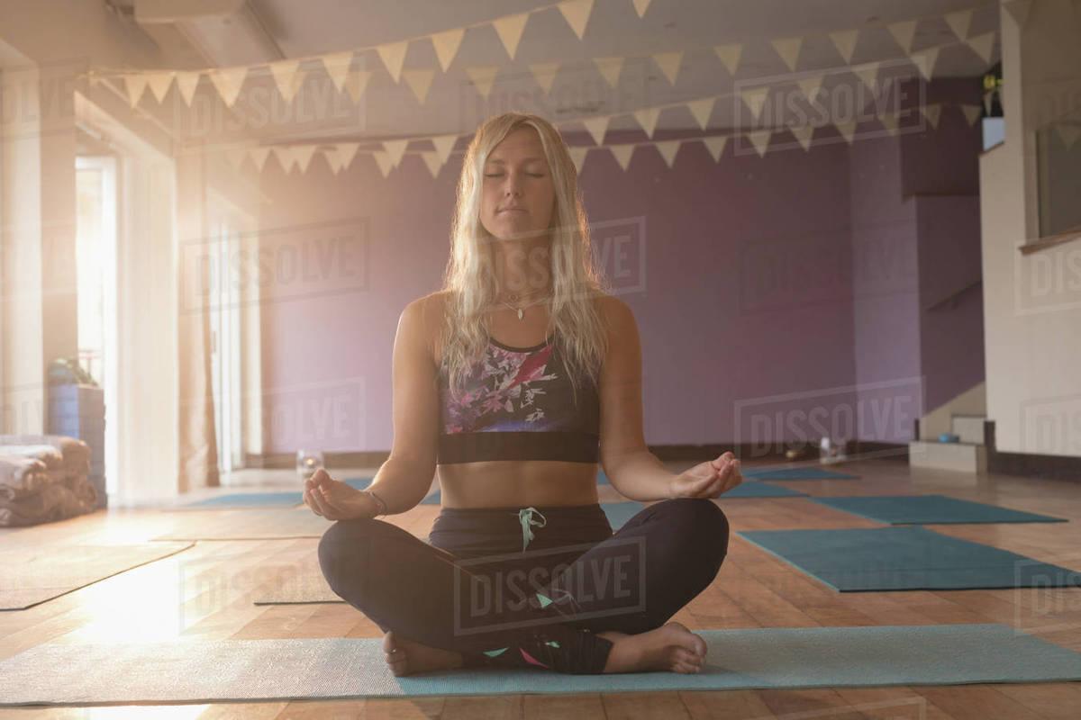 meditations for yoga class