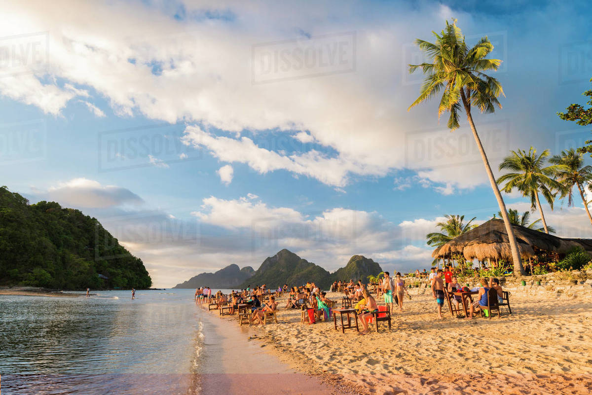 El Nido, Palawan, Mimaropa, Philippines, Southeast Asia, Asia Royalty-free stock photo
