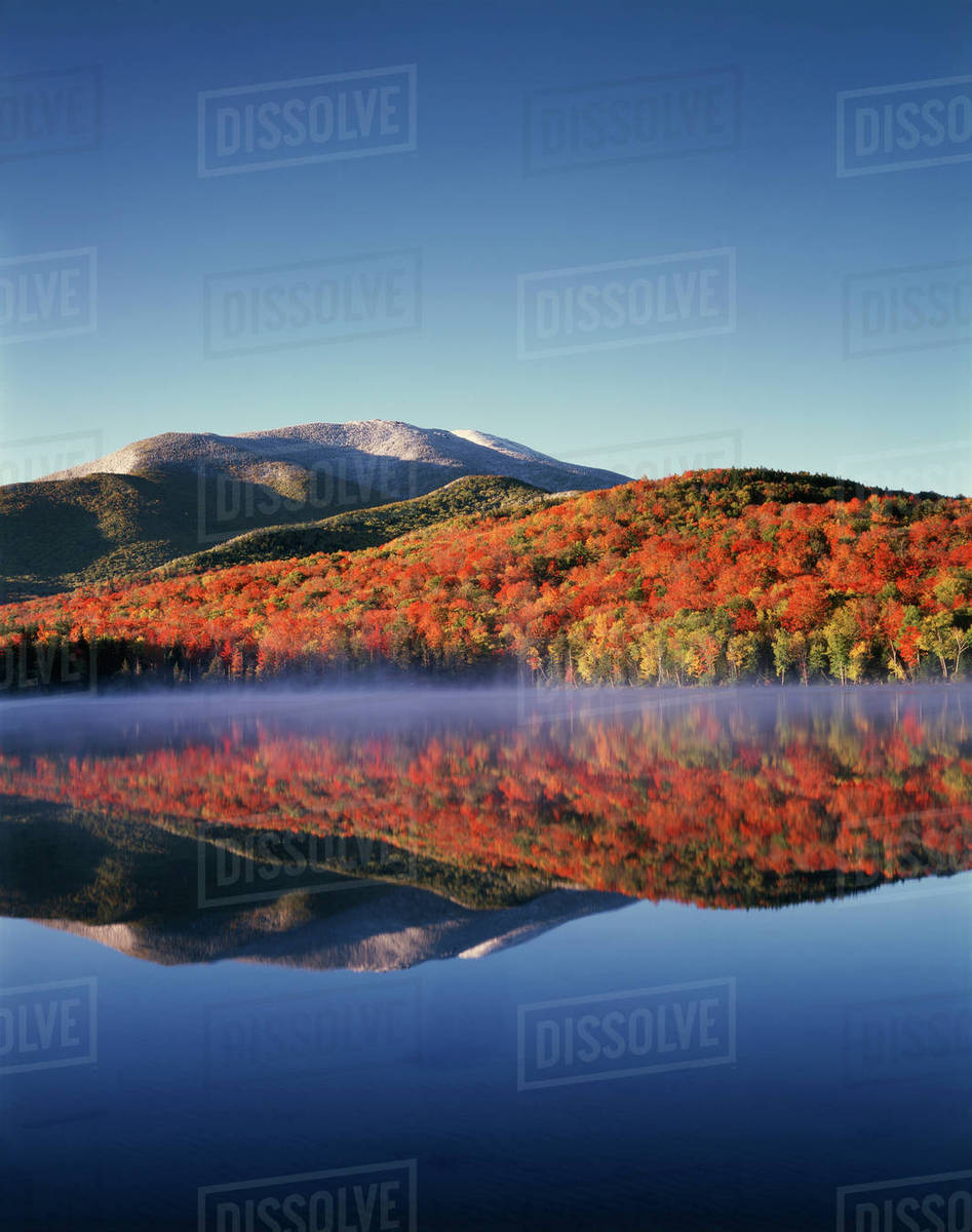 New York Adirondack Mountains Adirondack Park And Preserve Snow