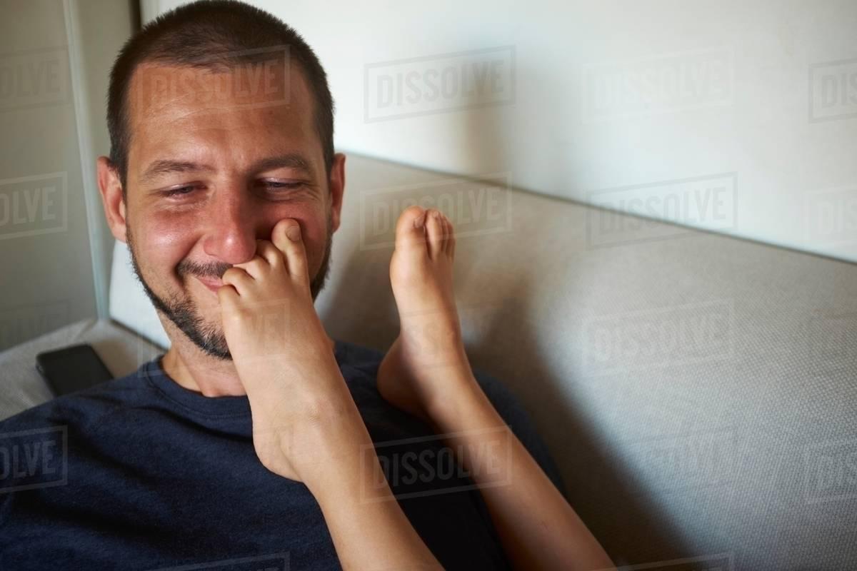 Son Foot Fetish