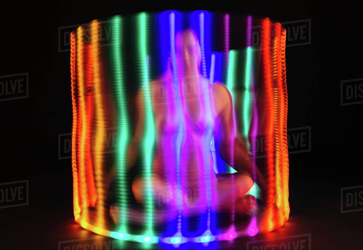 Nude tube light