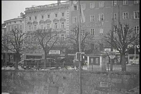 Home Movies Of Salzburg Germany In The 1930s Royalty Free Stock Video