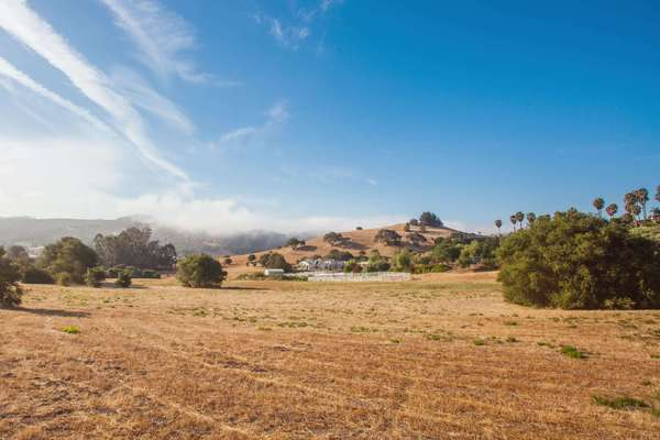 Hyperlapse of San Luis Obispo in California, USA Rights-managed stock video