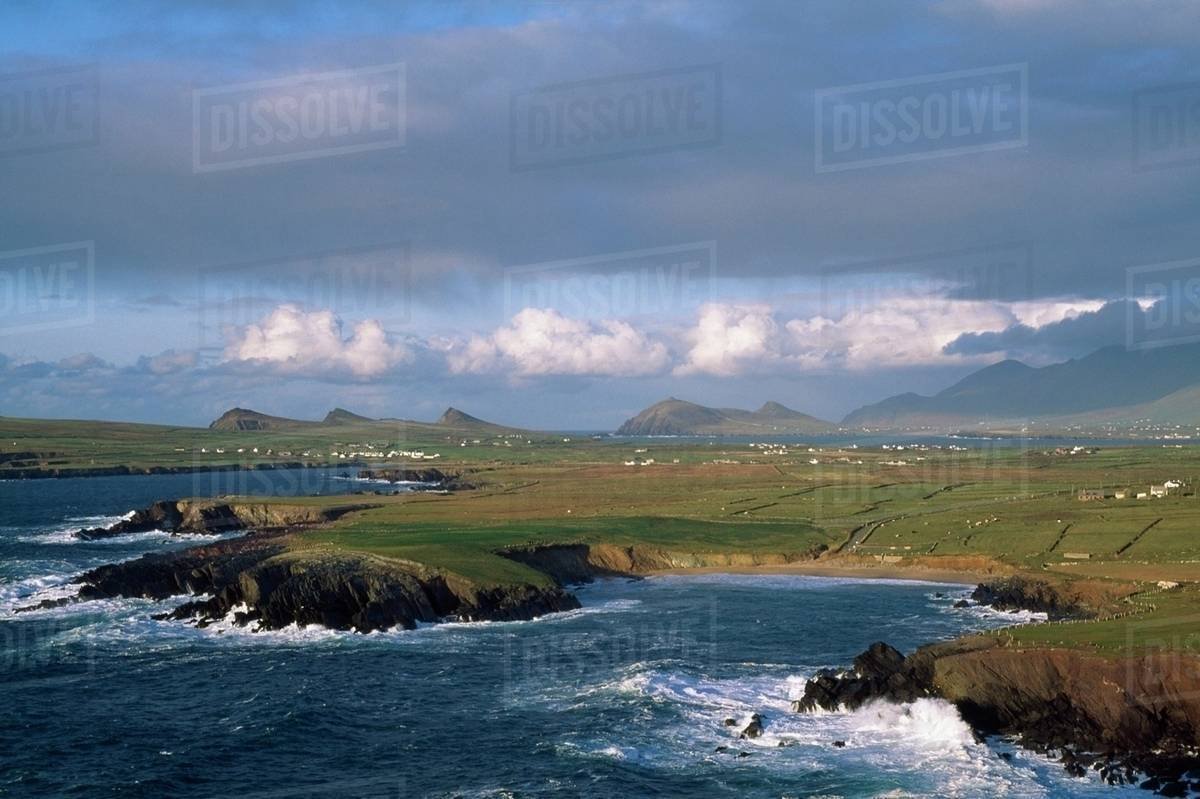 Clogher Beach, Three Sisters Dingle