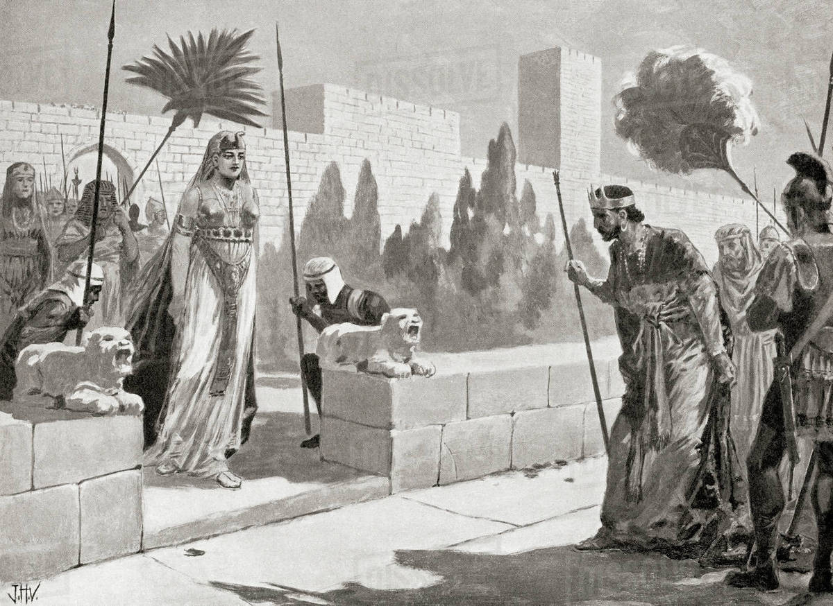 cleopatra visits herod at jerusalem 33 b c cleopatra vii